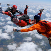 Accelerated Freefall Skydive in Nashville