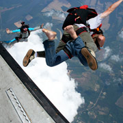 Nashville Skydiving Photo & Video Packages
