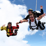Nashville Skydiving School - Tandem Progression