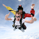 Skydiving in Big Sandy