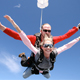 Skydiving in Rives